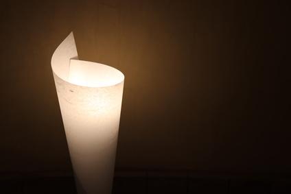 和風の照明