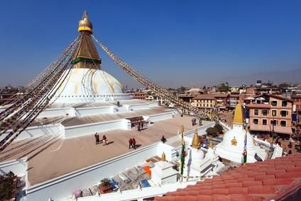 ネパール、カトマンズ