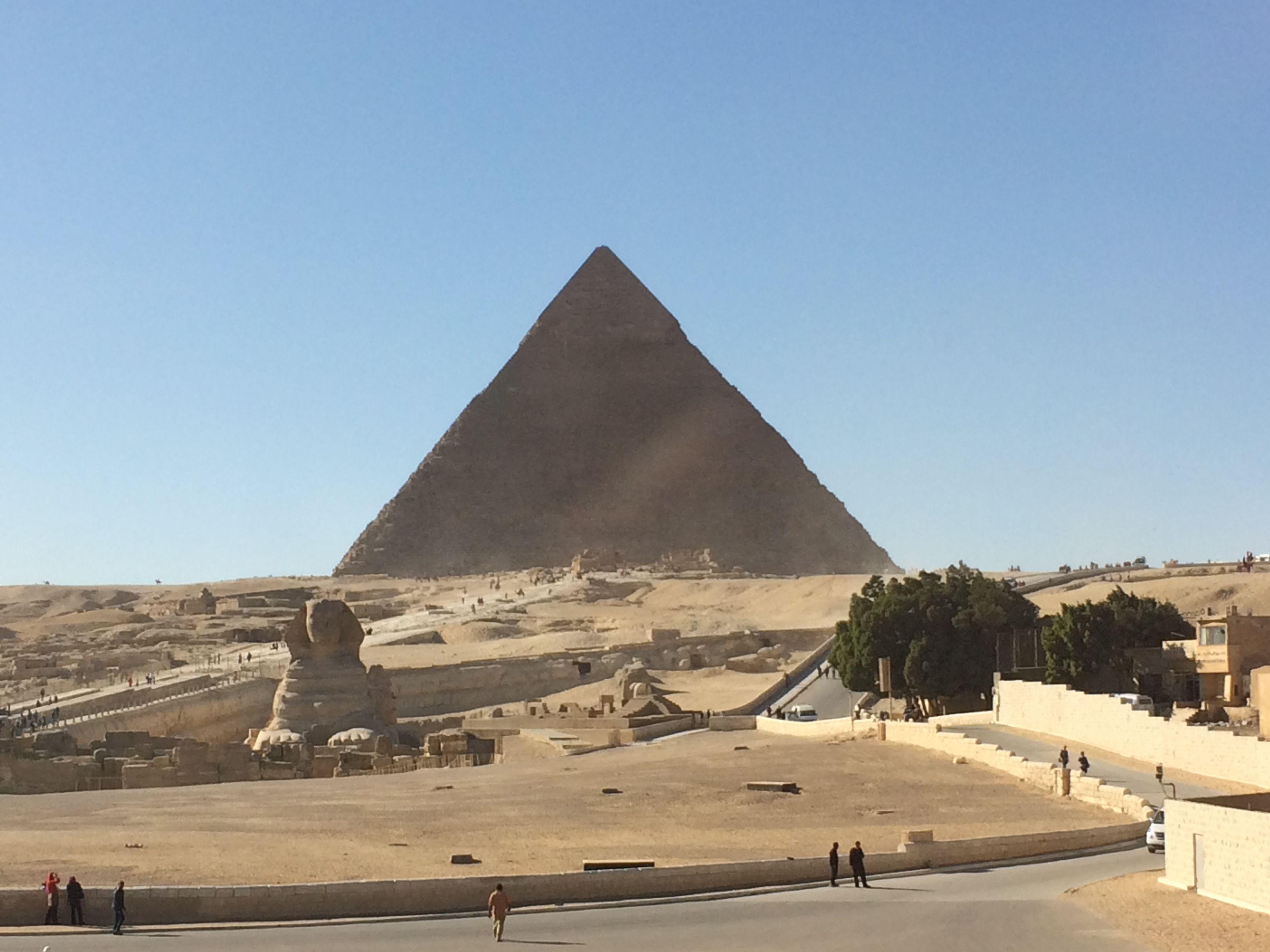 カイロ(ピラミッド)