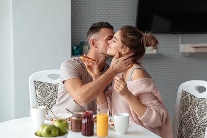 夫婦間のときめき
