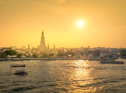 タイ・チャオプラヤ川