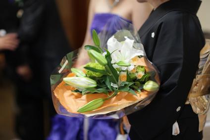 結婚式 親への感謝