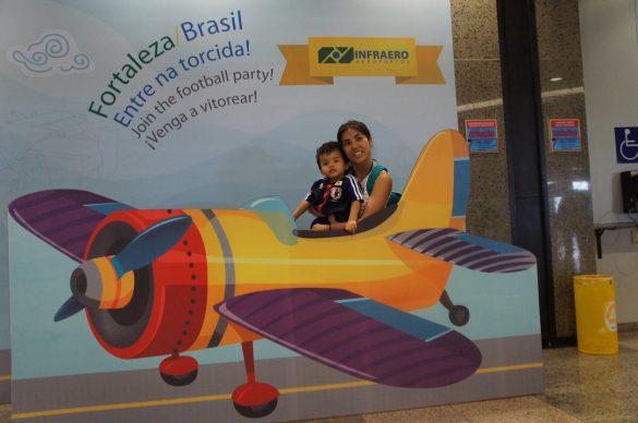 ブラジル旅