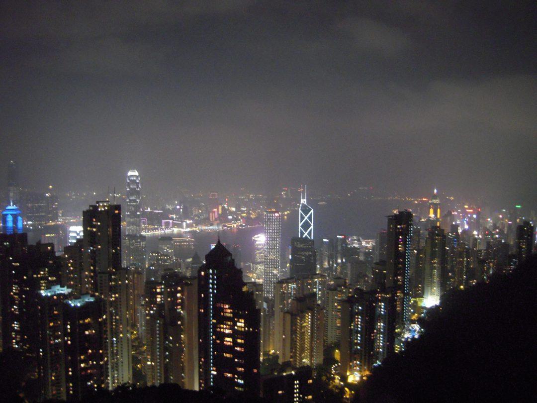 香港(夜景)