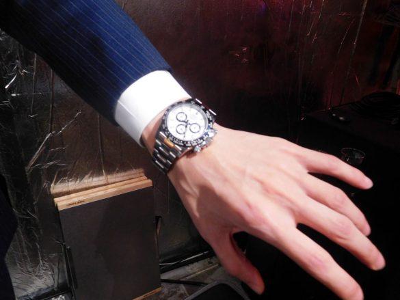 葵さんの時計