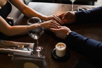 ロマンチックデート