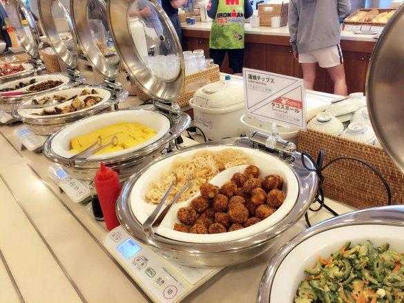 ベッセルホテル石垣島の朝食