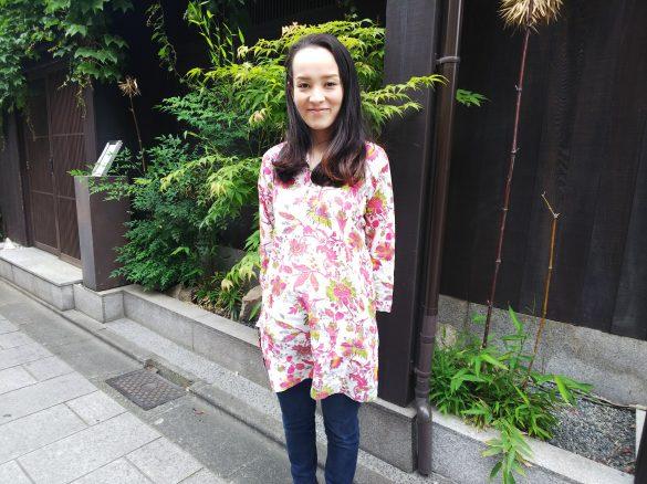 芳賀柚衣さん