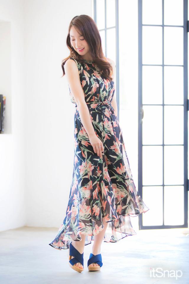 保坂玲奈サン(158cm)