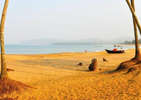 アゴンダビーチ(インド)