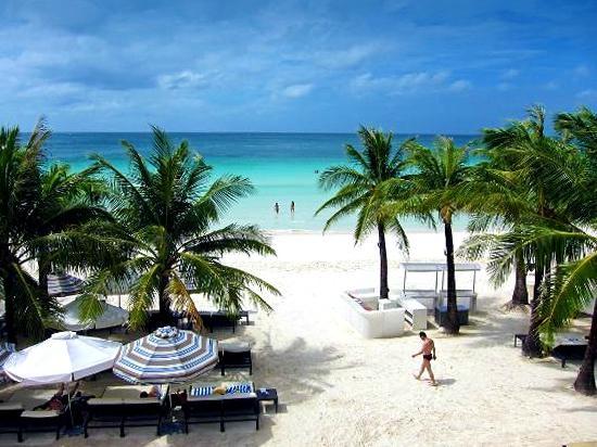 ホワイトビーチ(フィリピン)