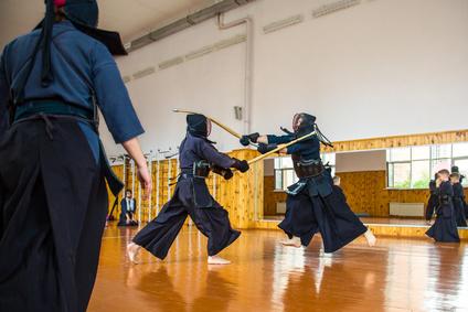 中学の剣道部