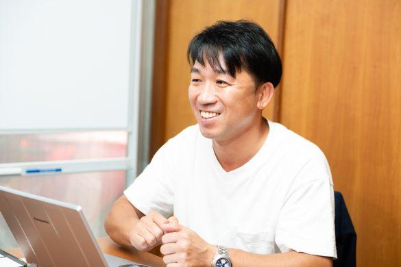 上田宏樹さん