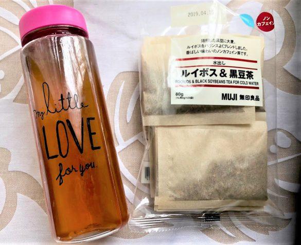 ルイボス&黒豆茶