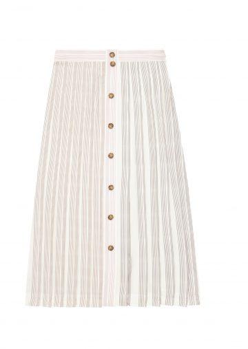 シャツ+スカート