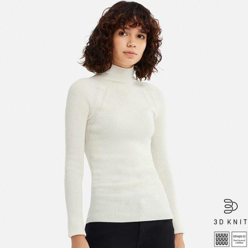 3Dニットセーター