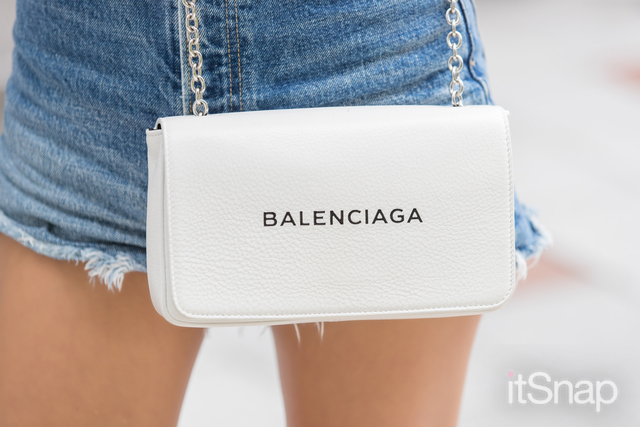 チェーンショルダーバッグ/BALENCIAGA