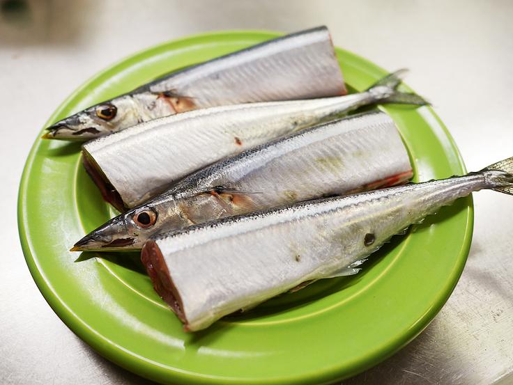 さんまの炊き込みご飯 作り方(2)