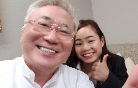 高須院長と宮川選手
