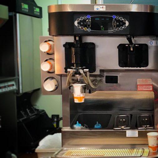 ソフトクリームマシン/テイラー社製造機