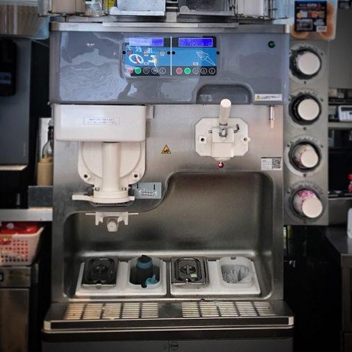 ソフトクリームマシン/カルピジャーニ製造機