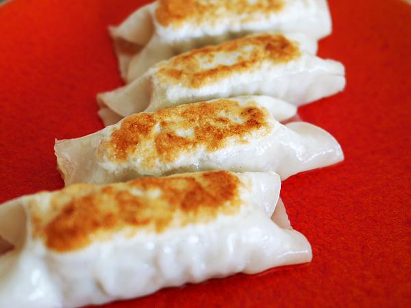 無印良品/国産野菜と生姜の棒餃子