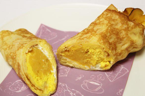 安納芋のクレープ/ファミリーマート