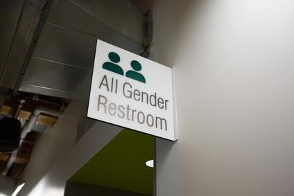 性別不問トイレ