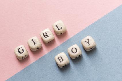 ジェンダーgirl or boy