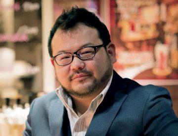 柳谷智宣氏
