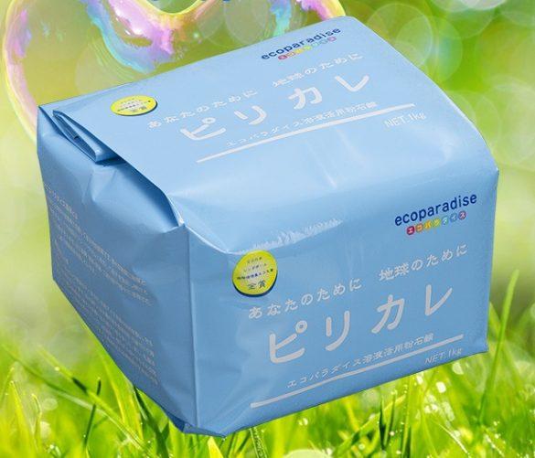 ノエルのエコ洗剤【ピリカレ】1kg 1,620円