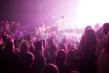 アイドル、コンサート、ファン