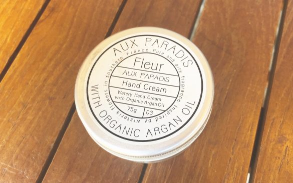 AUX PARADIS(オゥパラディ)フルール ハンドクリーム