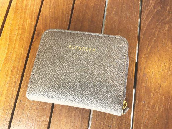 小さな財布(雑誌の付録)