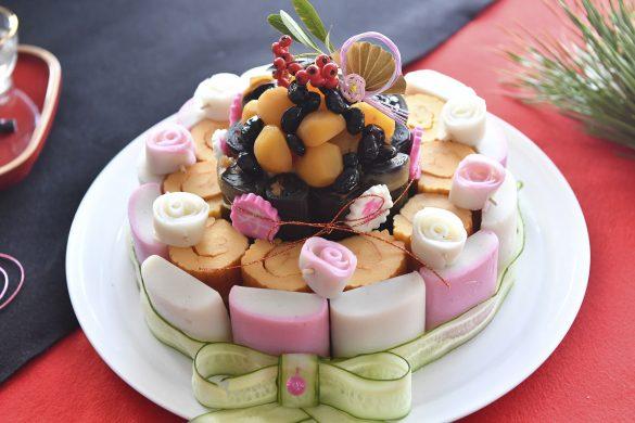 おせちケーキ