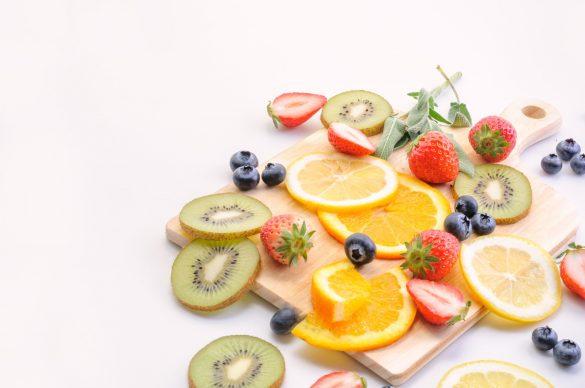 ビタミンたっぷりなフルーツ