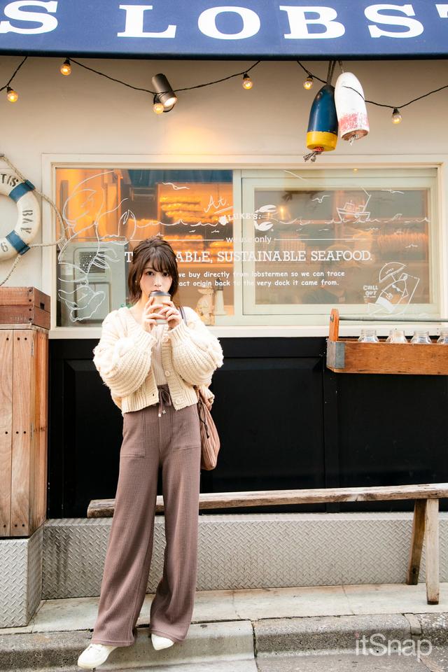 小八重実咲サン(153cm)