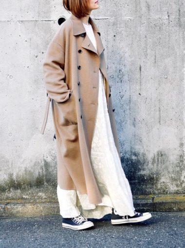 フロアスウィーピングスカート