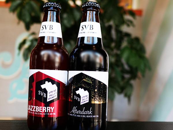 SVB JAZZBERRY/Afterdark(スプリングバレーブルワリー)
