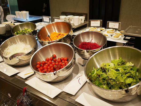 ホテルビュッフェ/冷菜