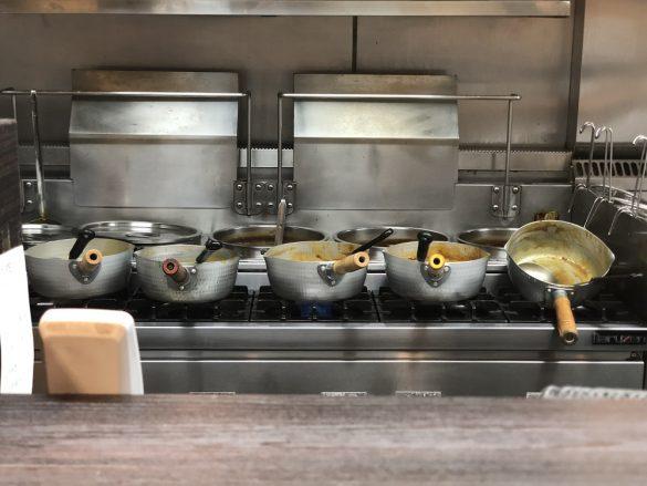 CoCo壱の厨房