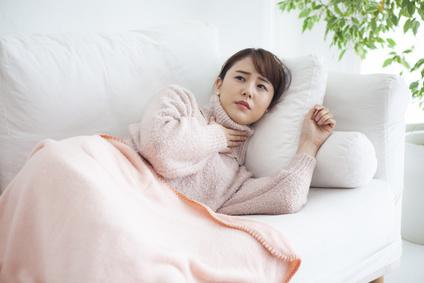 風邪・インフルエンザの季節