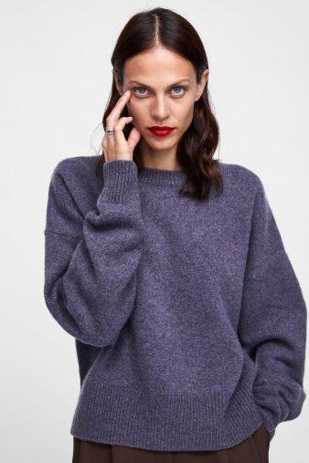 ウールセーター 11,990円