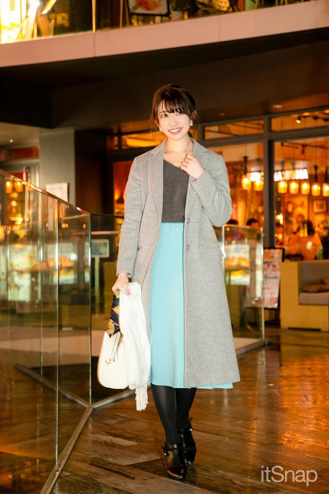 和田優美サン(158cm)