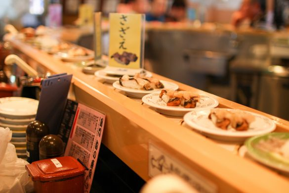 ダイエット中に回転寿司で選ぶネタはどれ