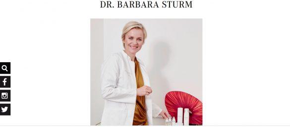 Dr.Barbara Sturm