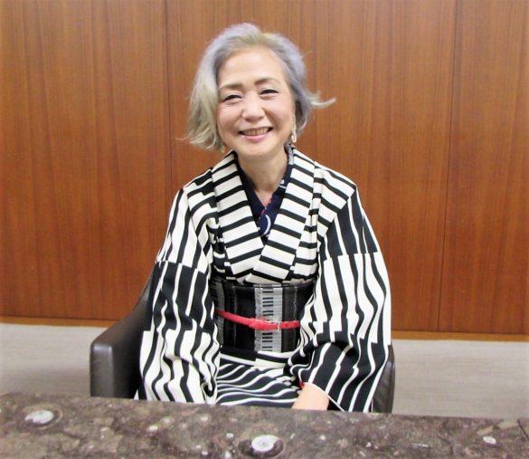 内田春菊さん