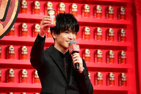 岩田剛典 乾杯