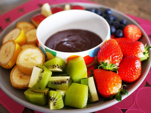 チョコレートフォンデュ(チョコフォンデュ)