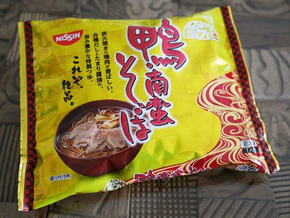冷凍 日清のどん兵衛 鴨南蛮そば(日清食品)